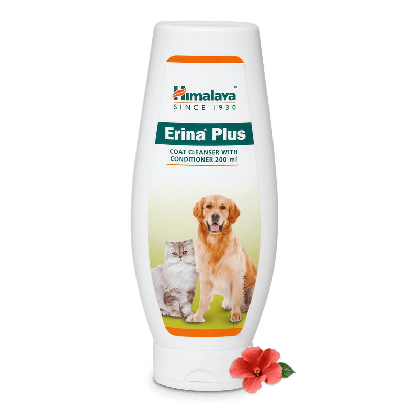 Himalaya Erina Plus - Coat Cleanser with Conditioner