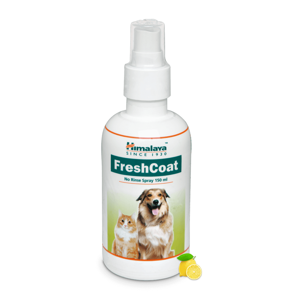 Himalaya FreshCoat - For a Quick, Water-free Bath