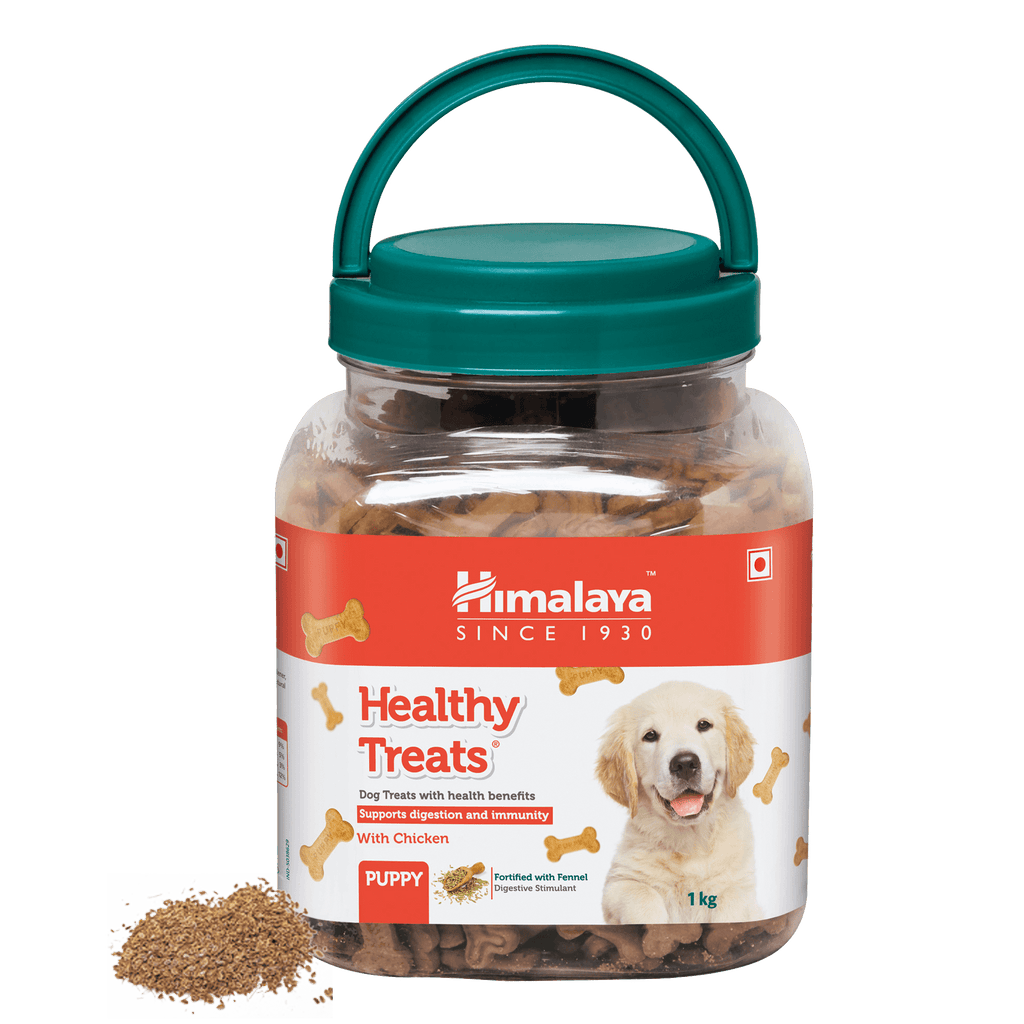 Himalaya Healthy Treats (Puppy) - Promotes Overall Fitness in Puppies