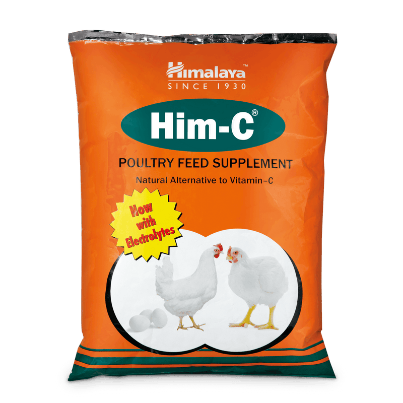 Himalaya Him-C - Natural Source of Vitamin C for Poultry