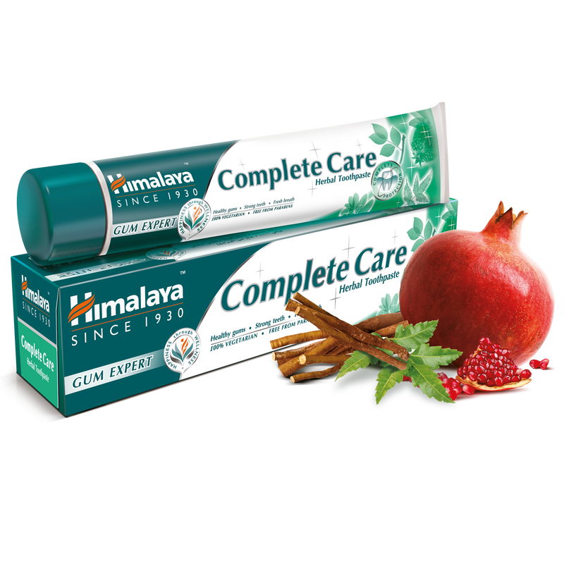 Himalaya Complete Care Toothpaste 100ml - For Healthy Gums