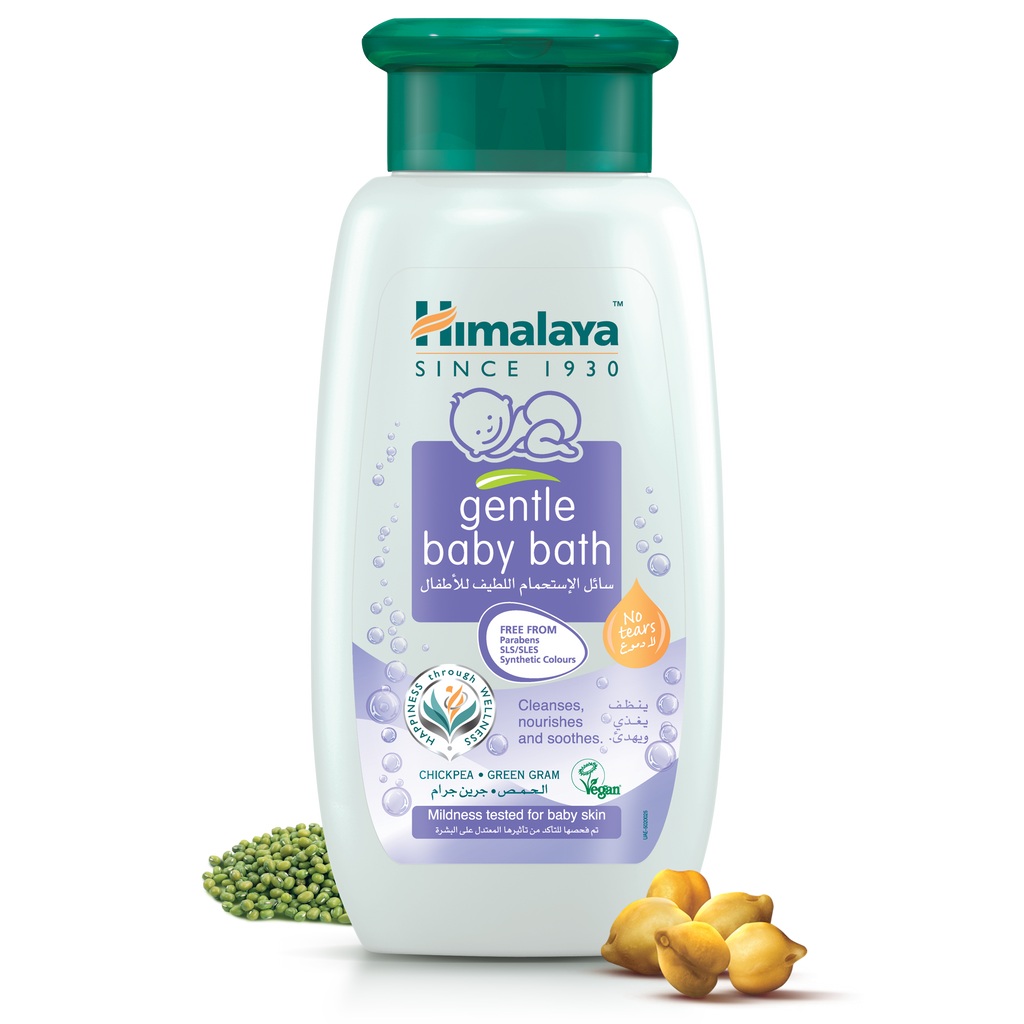 Gentle Baby Bath 200ml