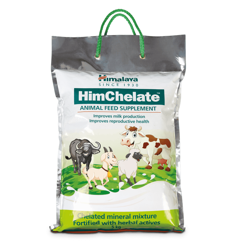 Himalaya HimChelate - Improves Milk Production & Reproductive Health