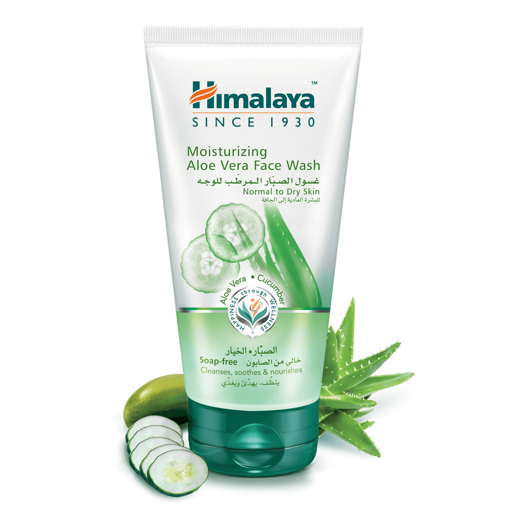 Moisturizing Aloevera Face Wash 150ml