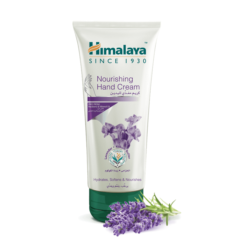 Himalaya Nourishing Hand Cream 100ml - Hydrates, Softens, & Nourishes