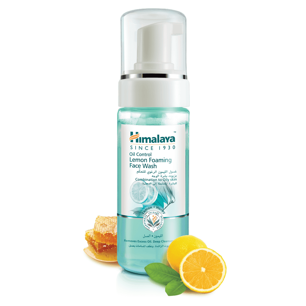 Oil Control Lemon Foaming Facewash 150ml