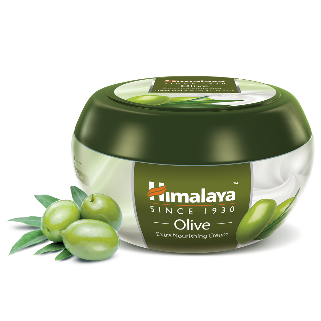 Himalaya Olive Extra Nourishing Cream 50ml - Nourishes Dry Skin