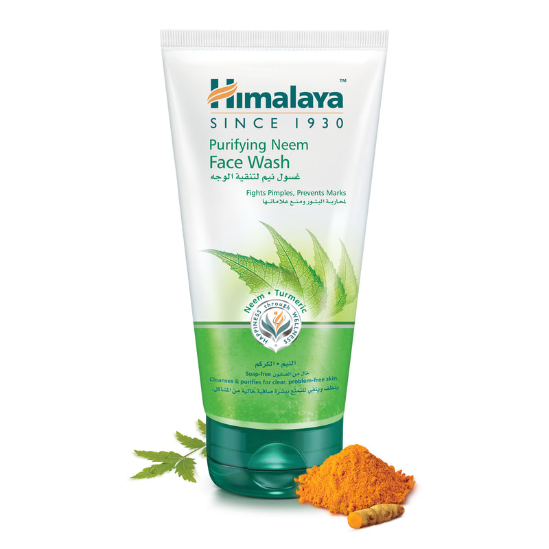 Purifying Neem Face Wash 150 ml