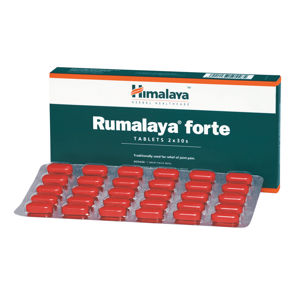 Himalaya Rumalaya Forte Tablets 60's - Relieves Joint and Bone Ache