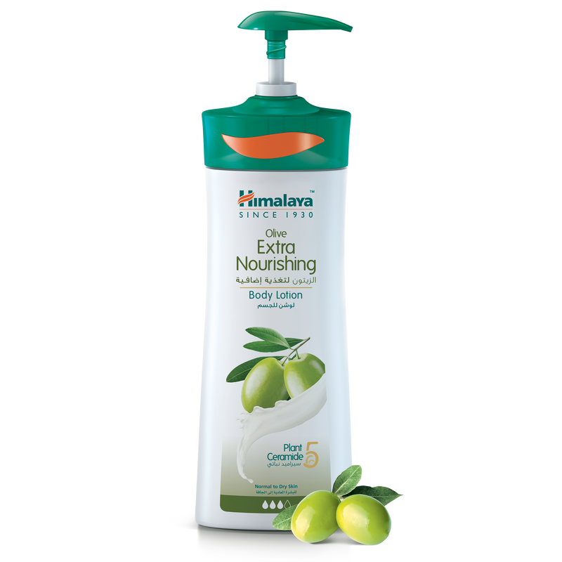 Himalaya Olive Extra Nourishing Body Lotion 400ml - Nourishes the Skin