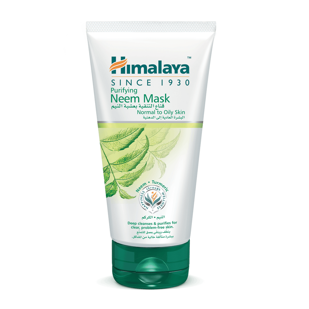 Himalaya Purifying Neem Mask 150ml - Helps Prevent Pimples