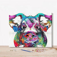 Colour Pig Diy Paint By Numbers Kits PBN92084