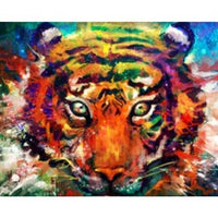 Tiger Diy Paint By Numbers Kits PBN95980