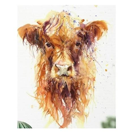 Bull Diy Paint By Numbers Kits VM95990