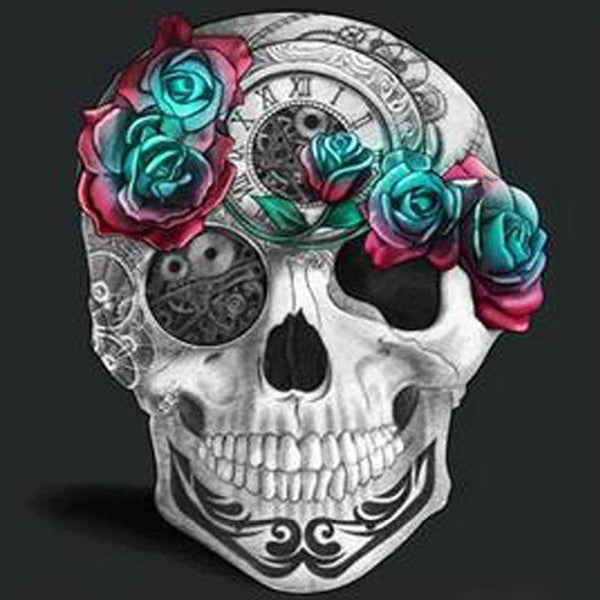 Skull Diy Paint By Numbers Kits VM90025