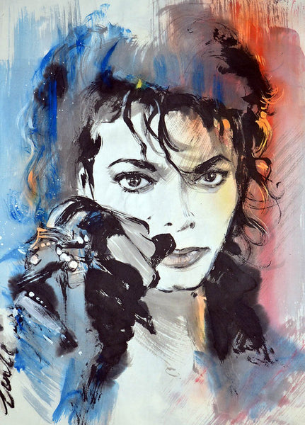 Michael Jackson Diy Paint By Numbers Kits VM92143