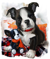 Dog Diy Paint By Numbers Kits PBN94138