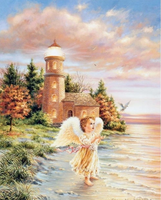 Angel Diy Paint By Numbers Kits PBN97503
