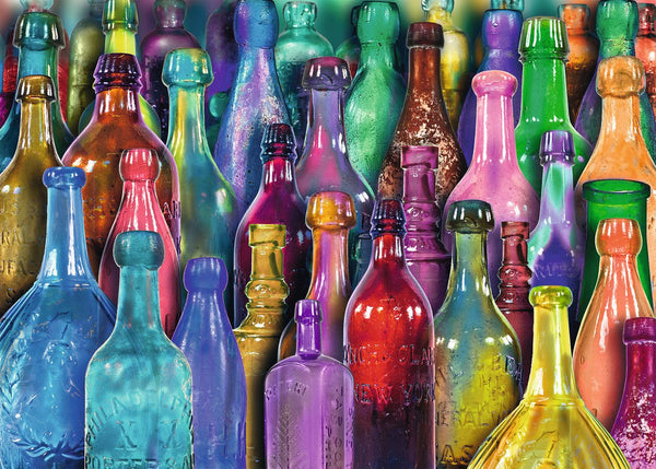 Color Bottle Diy Paint By Numbers Kits VM90147
