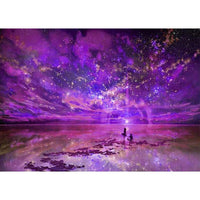 Night Sky Diy Paint By Numbers PBN90469