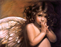 Angel Diy Paint By Numbers Kits PBN92239