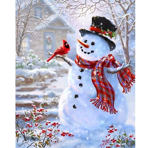 Christmas Diy Paint By Numbers Kits VM94655