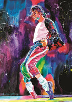 Michael Jackson Paint by Numbers Kits DIY VM96904