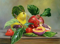 Fruit Diy Paint By Numbers Kits PBN97494