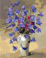 Flower In Bottle Diy Paint By Numbers Kits PBN92472