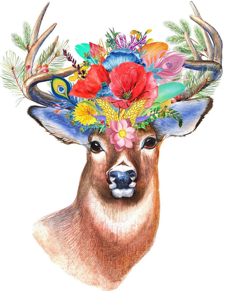 Deer Diy Paint By Numbers Kits VM94307