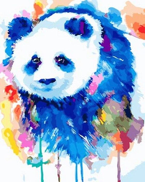 Panda Diy Paint By Numbers Kits PBN30063