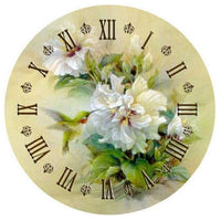 Clock Diy Paint By Numbers Kits PBN30213
