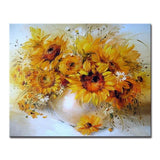 Sunflower Diy Paint By Numbers Kits PBN97015