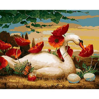 Goose Diy Paint By Numbers Kits PBN95114