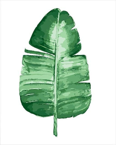 Leaf Diy Paint By Numbers Kits VM94178