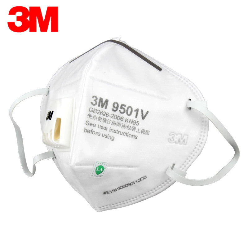 KN95 Mask with 3M Respirator