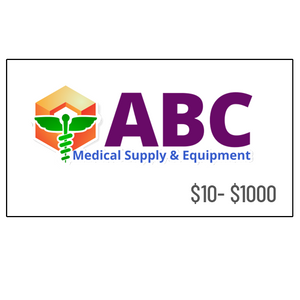 ABC Medical Supply Gift Card