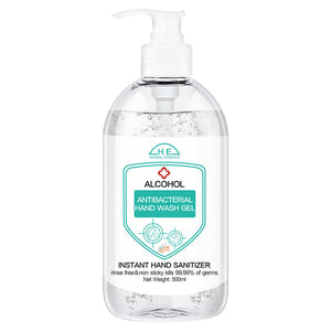 Antibacterial Hand Sanitizer 500ml pump
