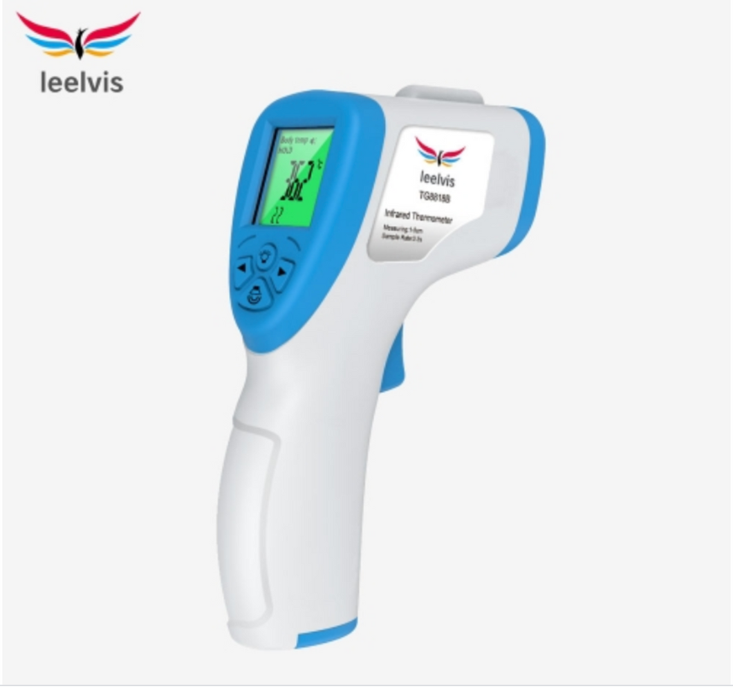 Leelvis Infrared No Touch Thermometer