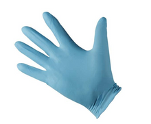 Load image into Gallery viewer, Nitrile Exam Gloves McKesson Confiderm® 3.8 Powder Free