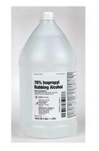 Rubbing Alcohol 70% 1 GAL