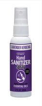 Load image into Gallery viewer, Aromar Spray Hand Sanitizer 2oz.