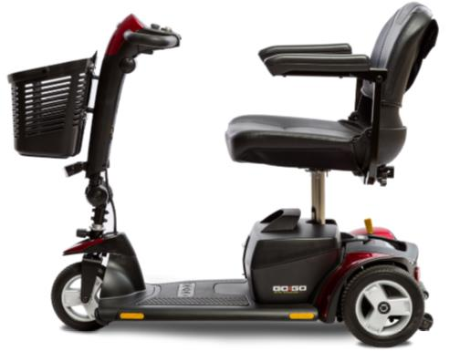 Go-Go Elite Traveler 3-Wheel Scooter