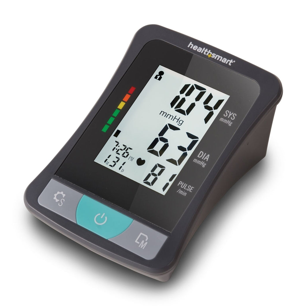 HealthSmart Blood Pressure monitor Extra Large Cuff