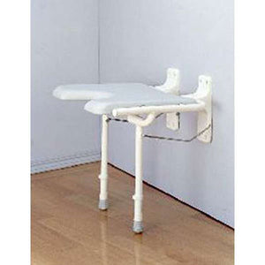 Nova Foldable Shower Seat | Wall Mounted