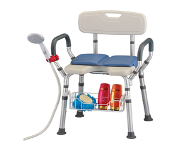 Nova Shower Chair with Arms and Back