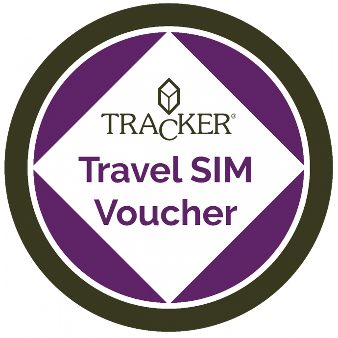 Travel SIM top up voucher
