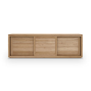 Ethnicraft Teak Pure Sideboard
