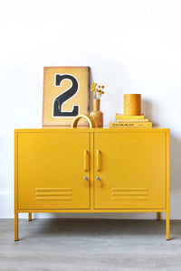 Mustard Lowdown Locker