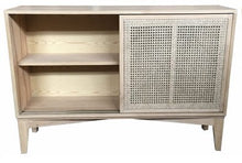 Load image into Gallery viewer, Rattan Wide Cabinet